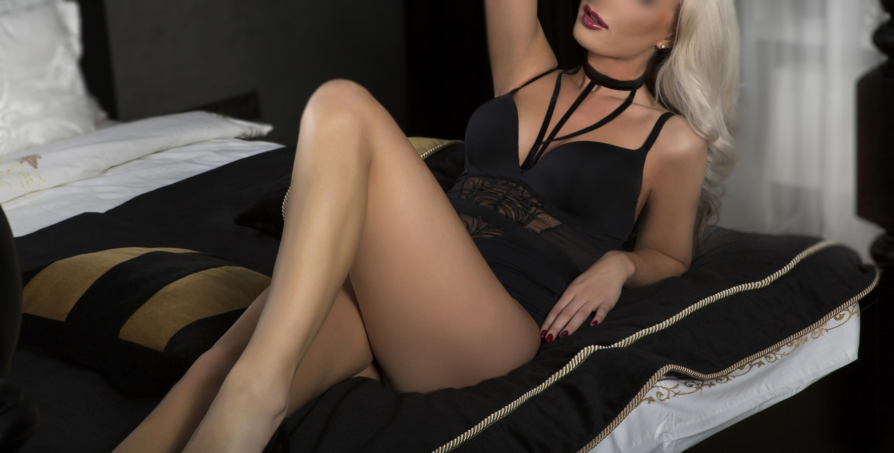 Escort Geneve/Europe - Samantha 1